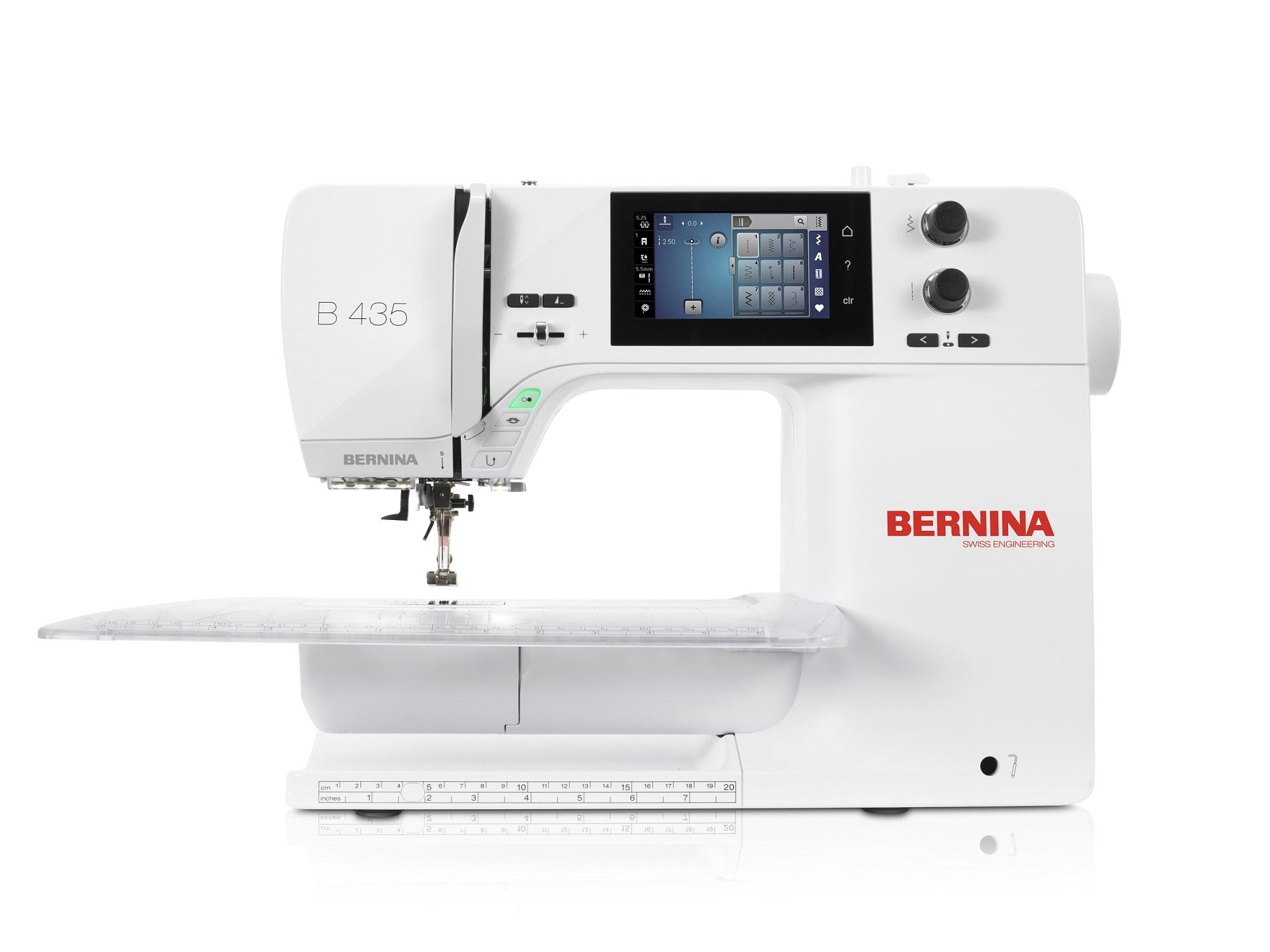 šicí stroj Bernina 435