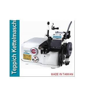 1-jehlový dvounitný šicí stroj pro obšívání koberců