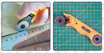 řezací kolečko DAFA RC-03 - 28mm