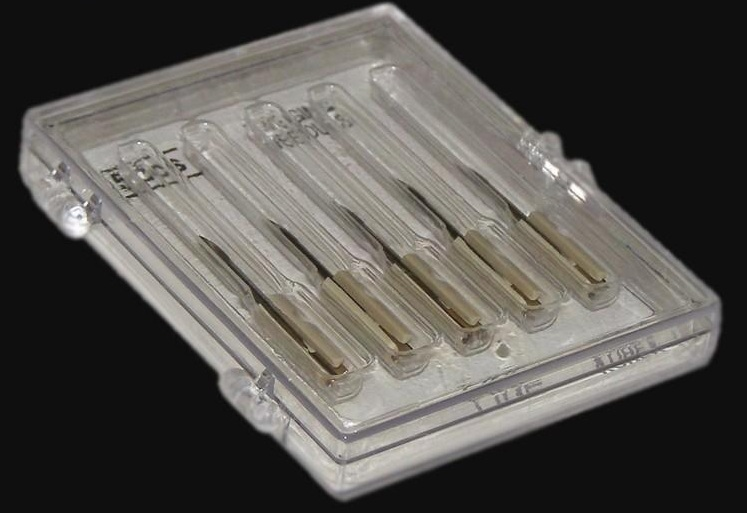 jehla typu FINE pro TG Tacher II plastová koncovka