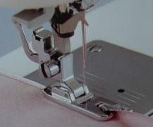 patka lemovací 1,6mm Brother F002