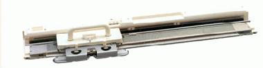 dvojlůžkový pletací stroj Novaknit-S DBZ-245-1 + DBL-245-3  s převěšovacími saněmi.
