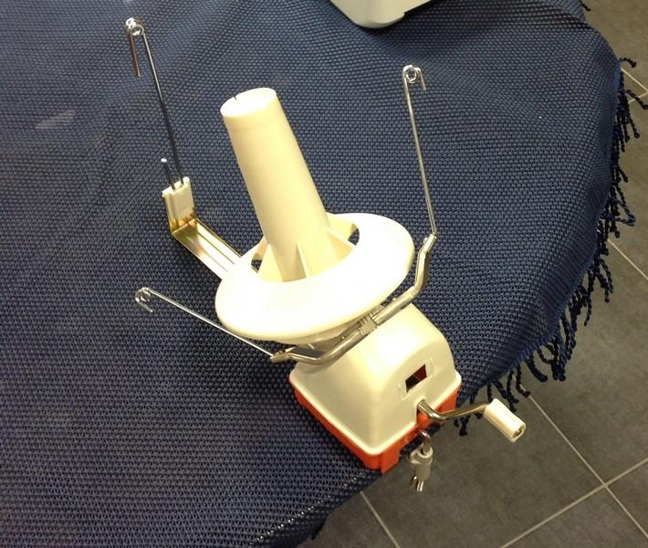 navíječ příze L2 ruční Novaknit-Jumbo TH-7065 na 300-500g