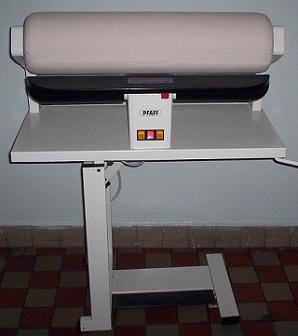 repasovaný mandl Pfaff 651-67cm bez napařování
