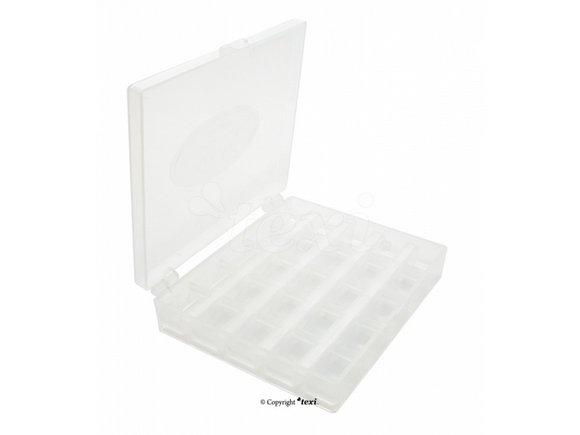 krabička na cívky/box - pro 25ks