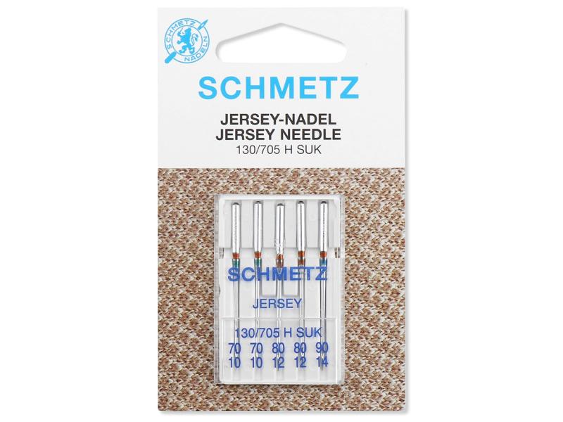 jehly na pleteninu jersey 130/705H SUK/MIX