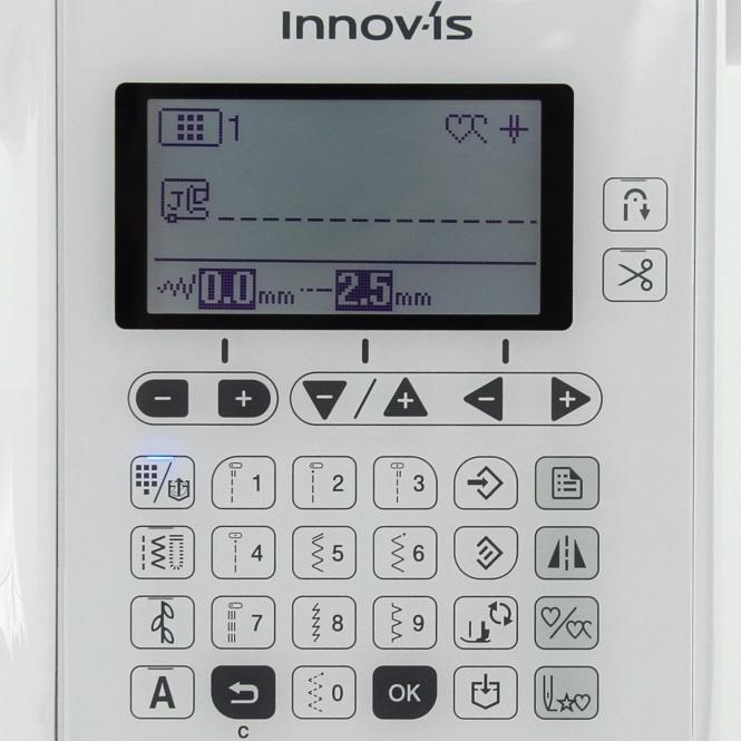 šicí stroj Brother NV 1100-4