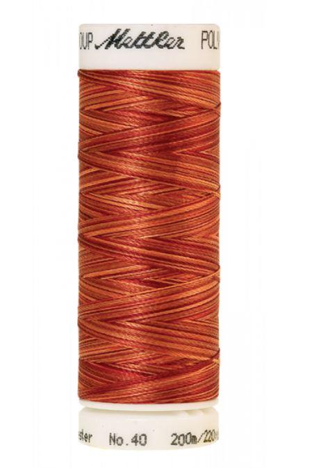 sada nití Mettler Poly Sheen - Autumn Kit 8ks-1