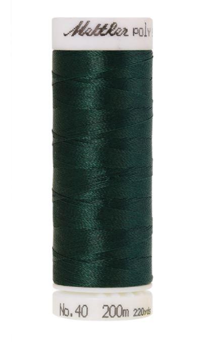 sada nití Mettler Poly Sheen - Autumn Kit 8ks-8