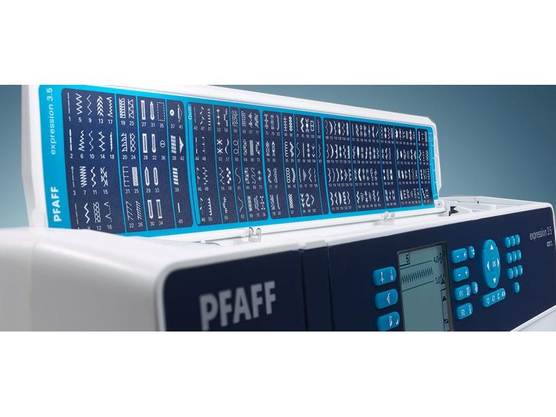 šicí stroj Pfaff Expression 3.5 + 3roky záruka-8
