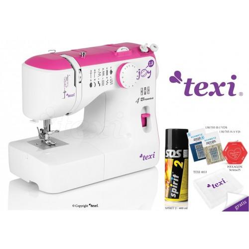 šicí stroj Texi JOY 1301 Pink-2