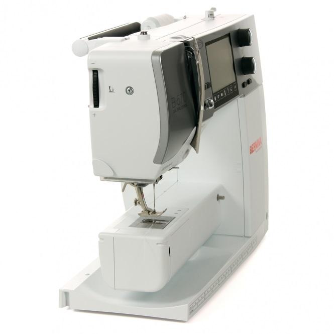 šicí a vyšívací stroj Bernina 570 QE-4