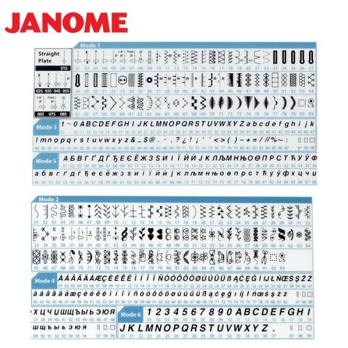 šicí stroj Janome Skyline S5-5