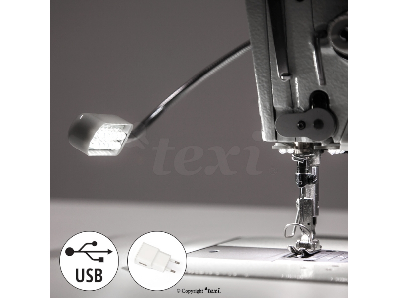 lampička LED TEXI USB-1