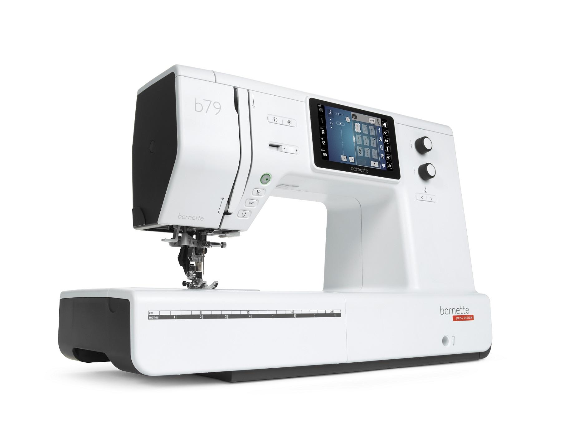 šicí a vyšívací stroj Bernette 79-1