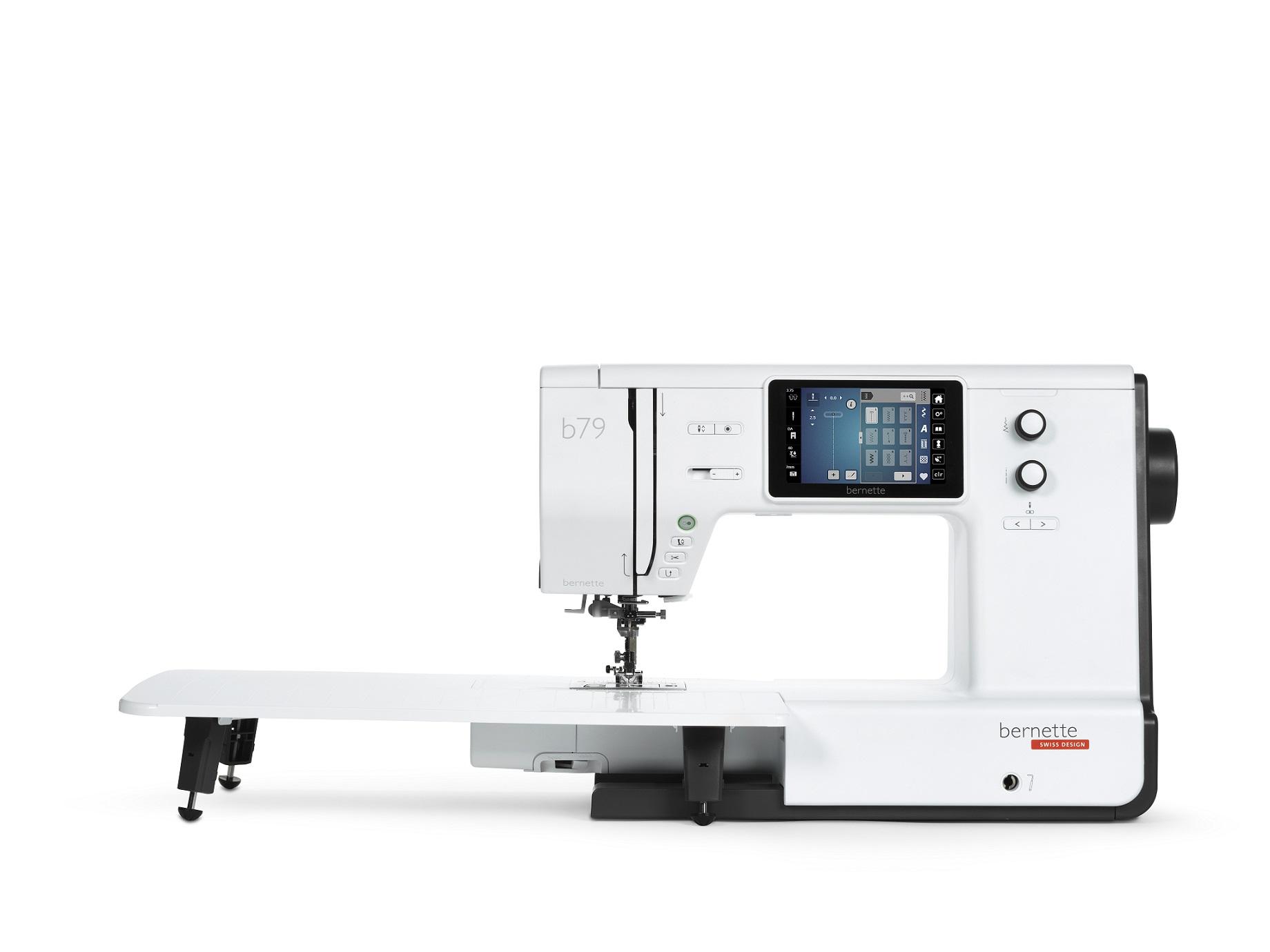 šicí a vyšívací stroj Bernette 79-3