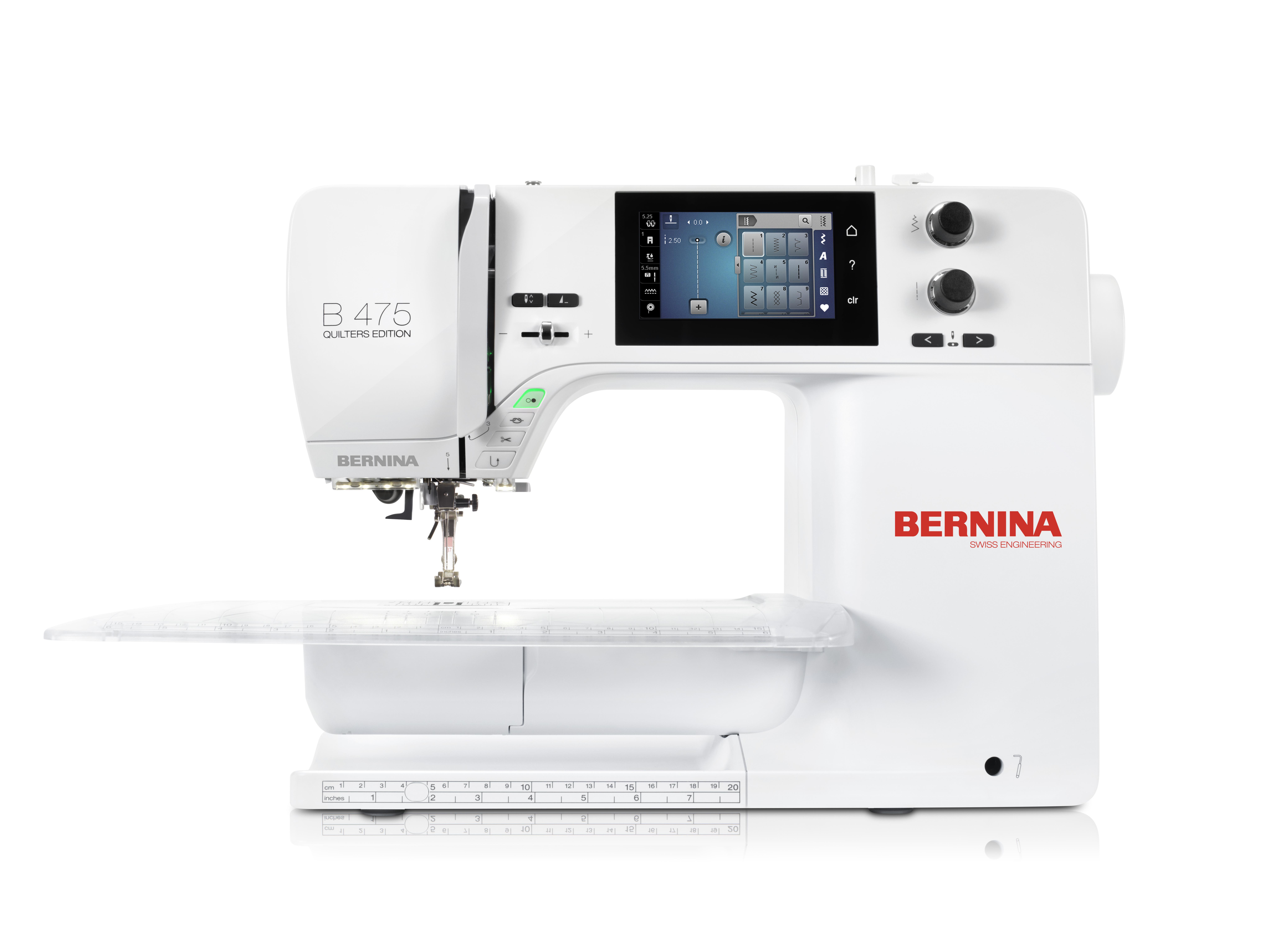 šicí stroj Bernina 475 QE-4
