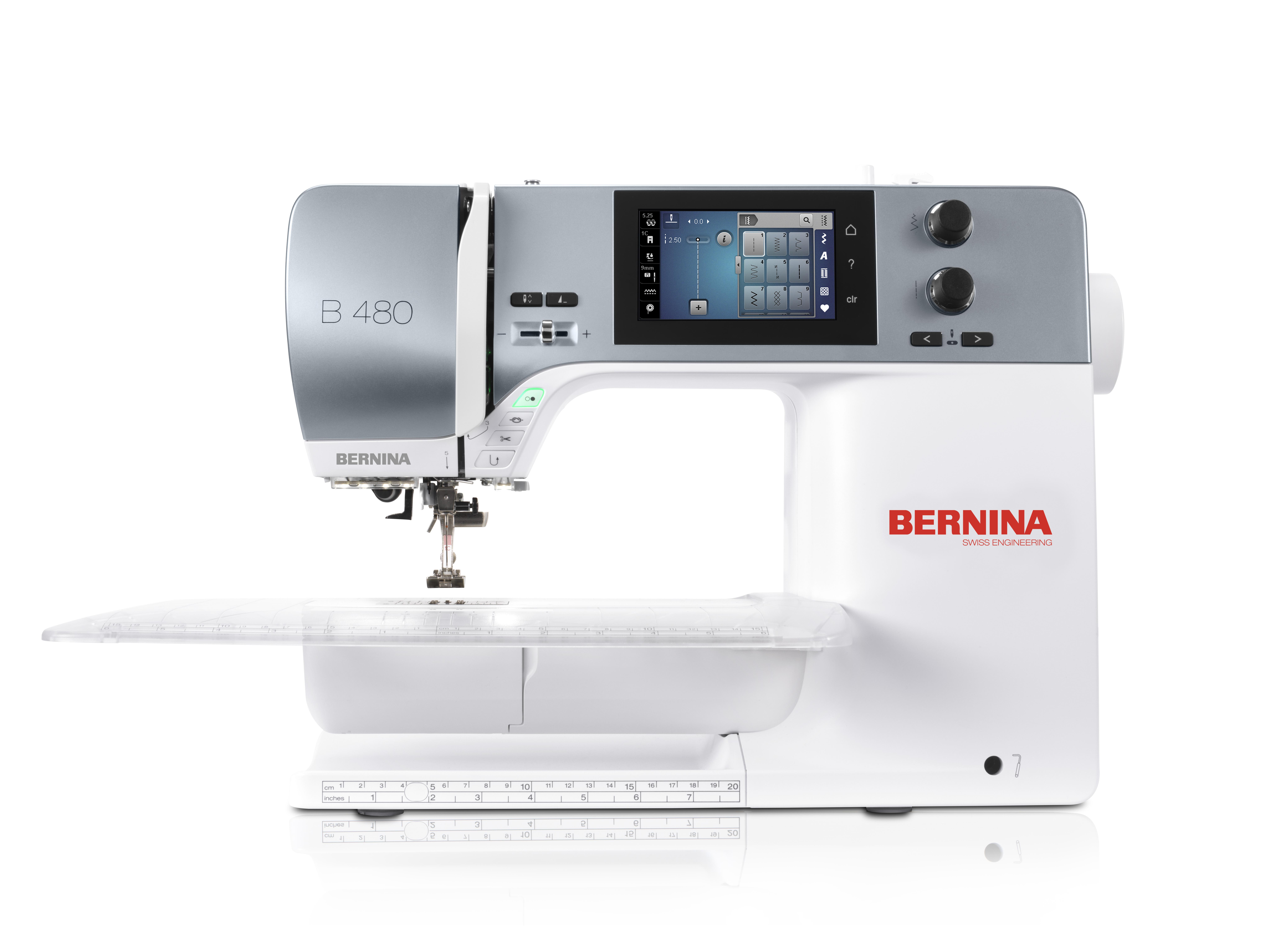 šicí stroj Bernina 480 QE-3