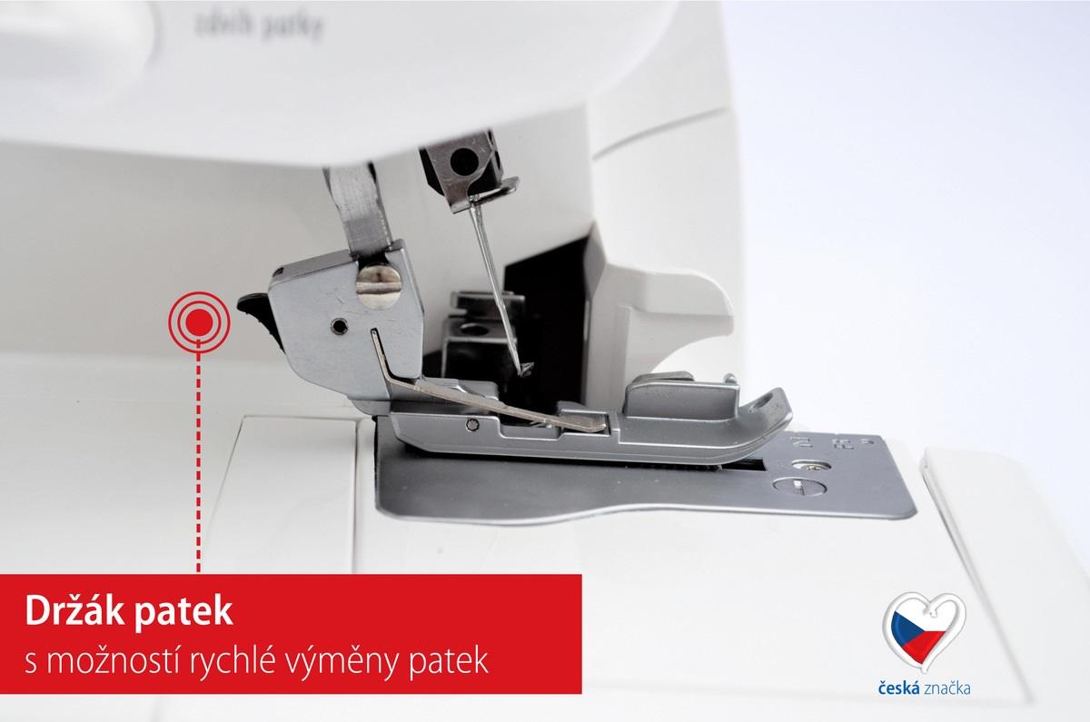 overlock VERONICA 800 Profilock-6