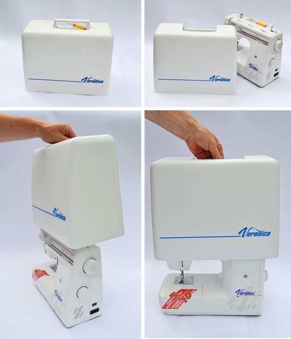 ochranný kufr pro šicí stroje Veronica 303, 404-3