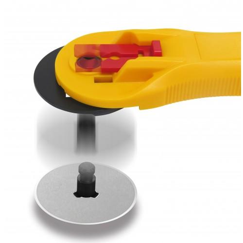 kruhový řezač OLFA malý 28mm-3