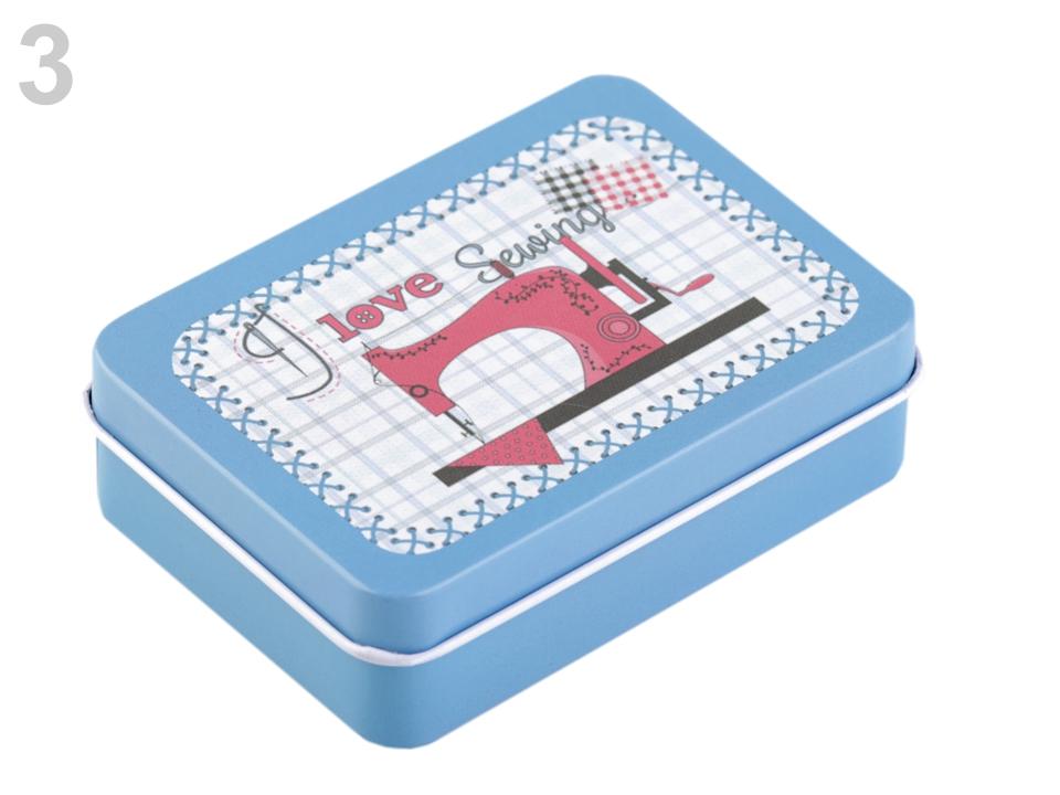 krabička kov 65x90x27mm mix-2