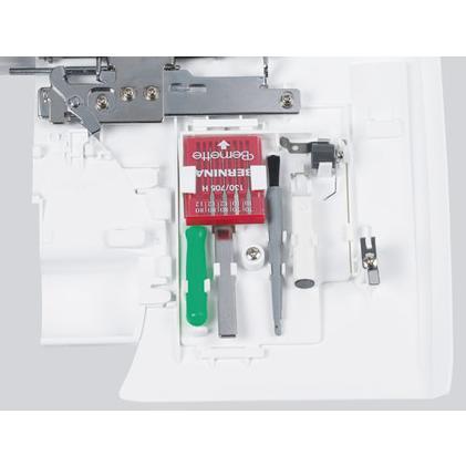 overlock a coverlock Bernina 1300MDC + kvalitní nitě ZDARMA-3