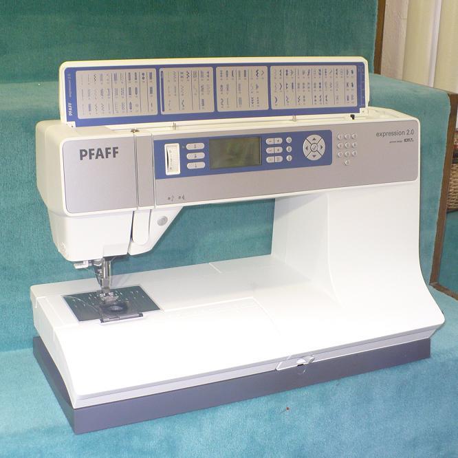 šicí stroj Pfaff Expression 2.0-2
