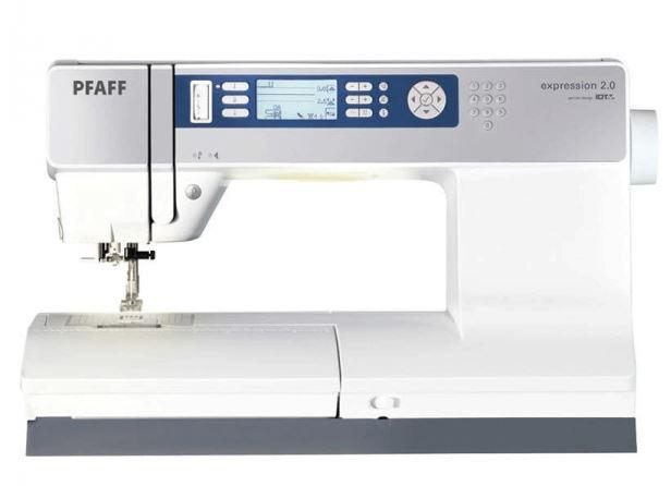 šicí stroj Pfaff Expression 2.0-5