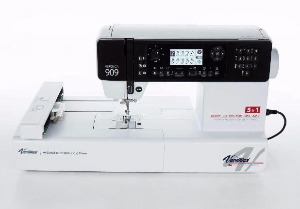 šicí a vyšívací stroj Veronica 909-6