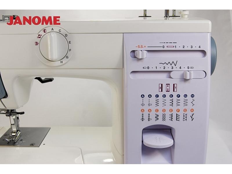 šicí stroj Janome 415-2