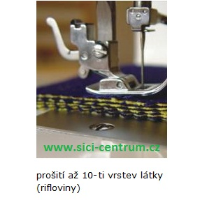 šicí stroj Veronica Optima 200 + dárek-3