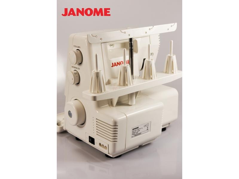 overlock Janome 990D-4