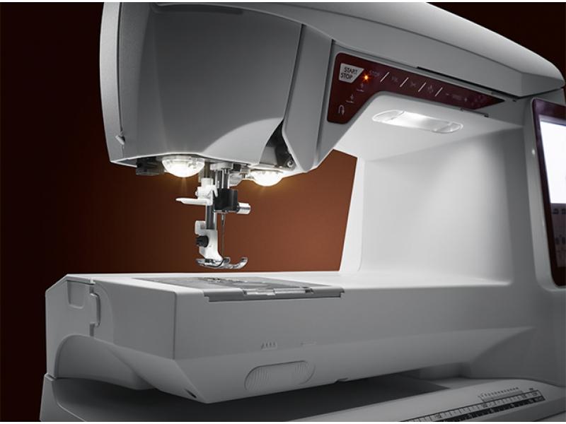 šicí a vyšívací stroj Husqvarna Designer Topaz 40-1
