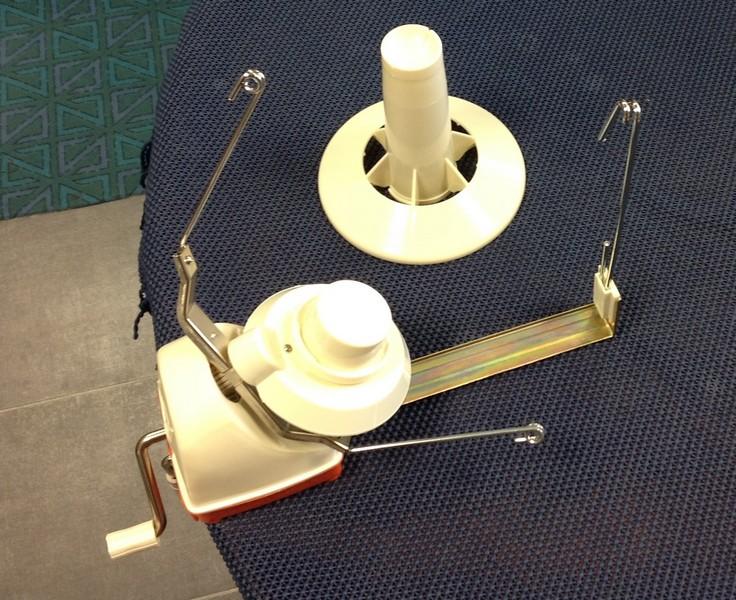 navíječ příze L2 ruční Novaknit-Jumbo TH-7065 na 300-500g-3