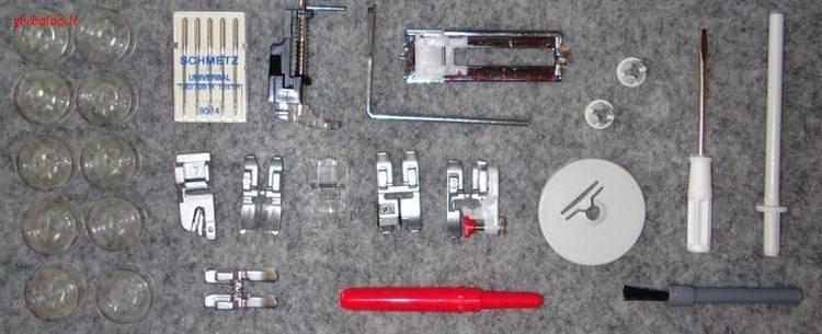 šicí stroj Gritzner 6152-3