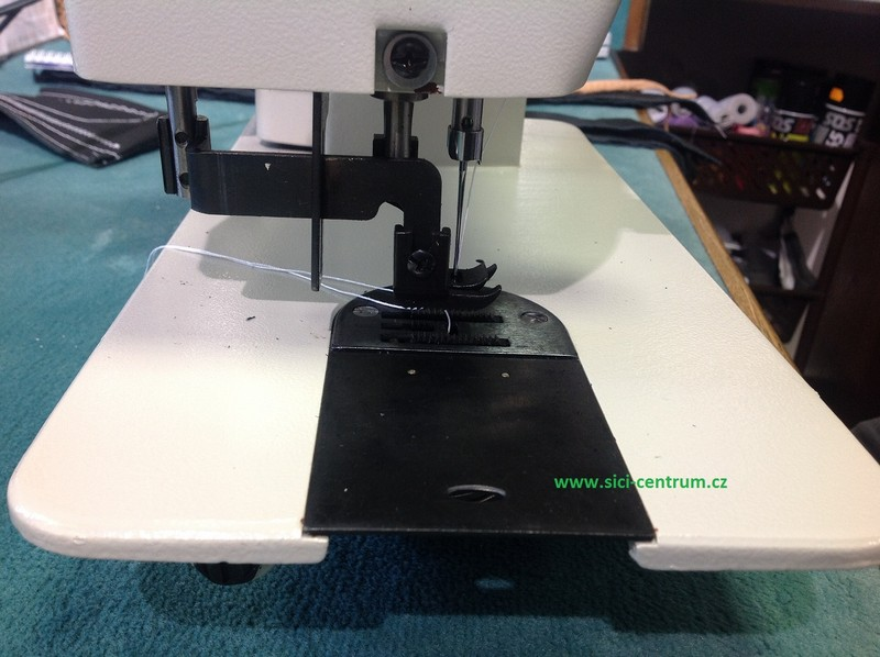šicí stroj KAYSER - jedinečný domácí stroj na těžké materiály-1