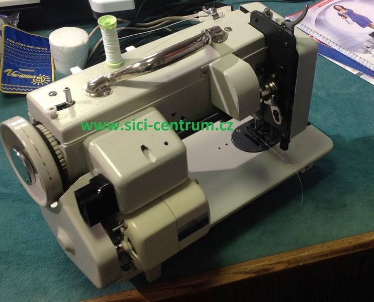 šicí stroj KAYSER - jedinečný domácí stroj na těžké materiály-2