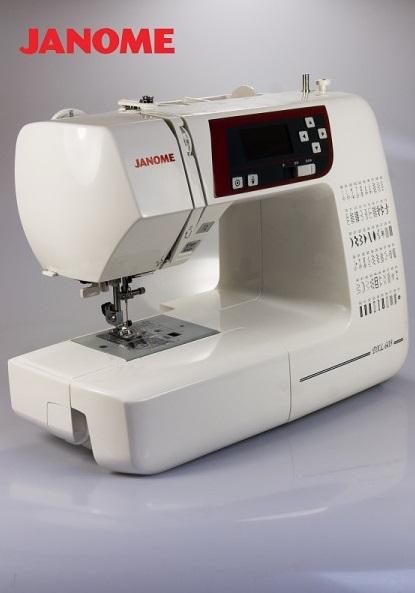 šicí stroj Janome 603 DXL-3