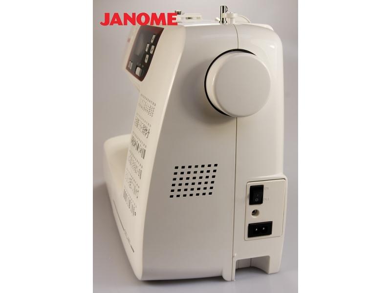 šicí stroj Janome 603 DXL-5