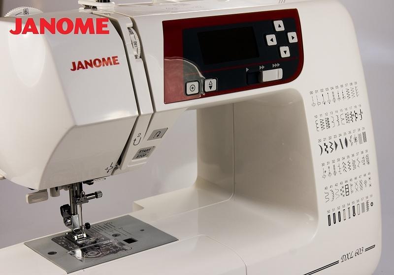 šicí stroj Janome 603 DXL-8