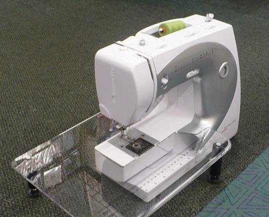 přídavný stolek pro šicí stroje Bernette 0316987000-1