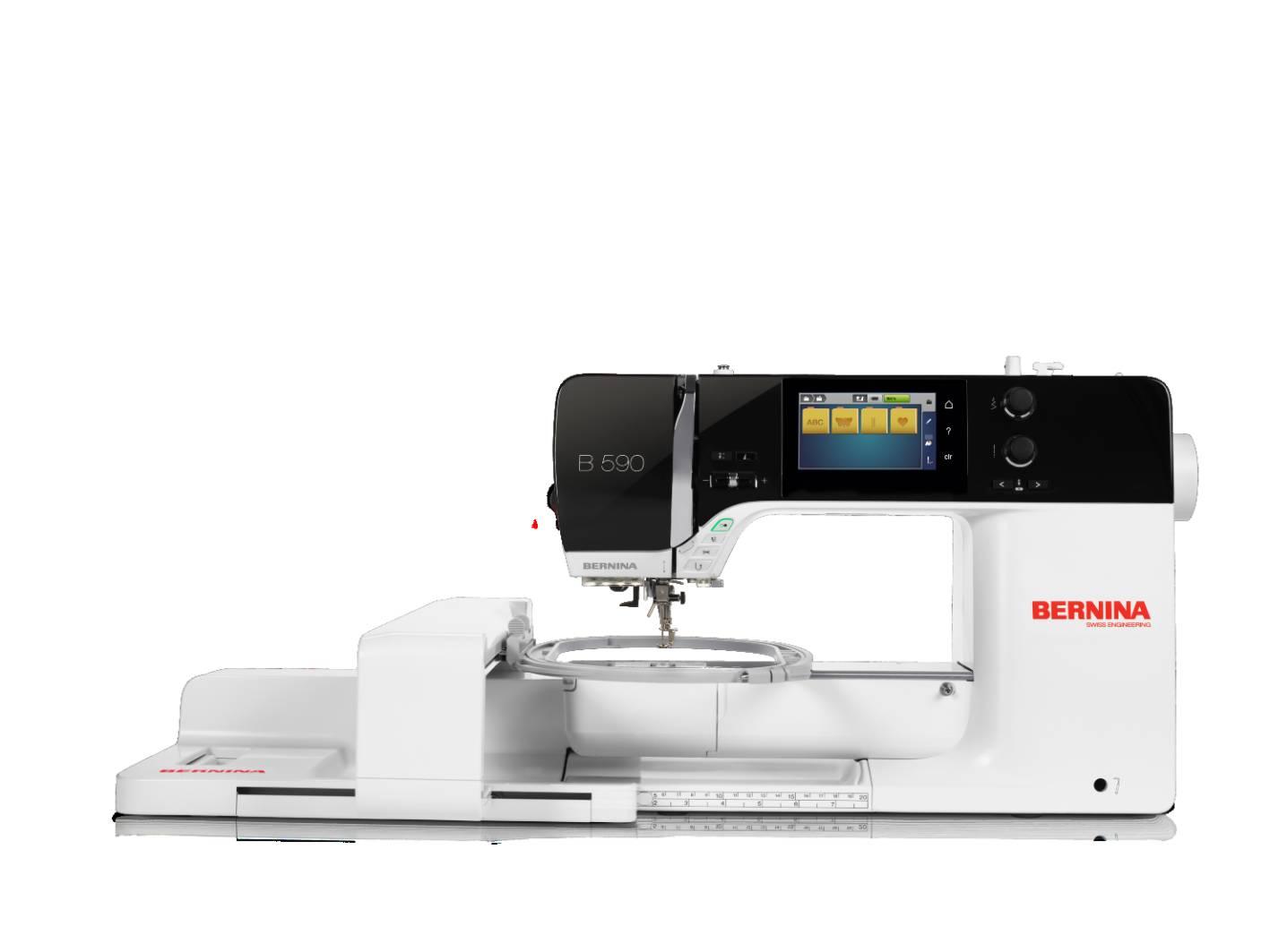 šicí stroj Bernina 590-4