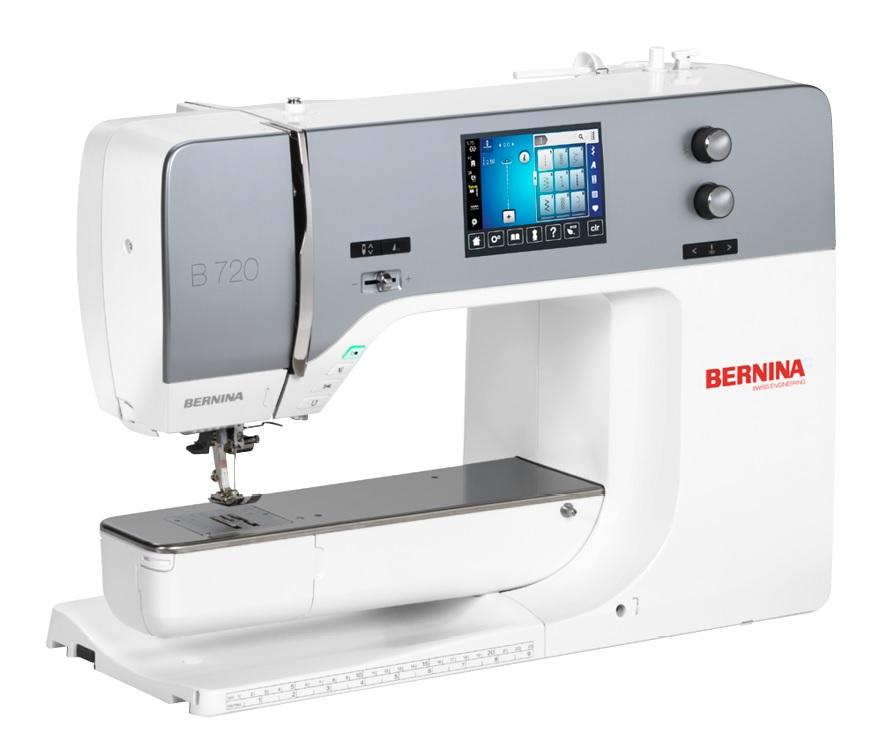 šicí stroj Bernina 720-7
