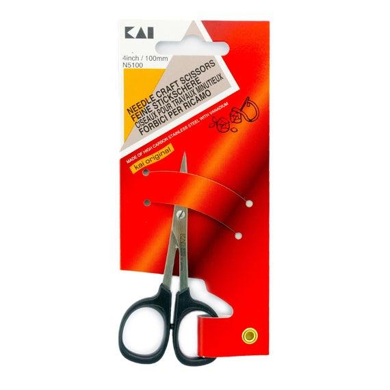 nůžky párací KAI N5100 100mm rovné-1