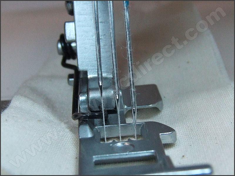 overlock a coverlock Singer 14T968-2