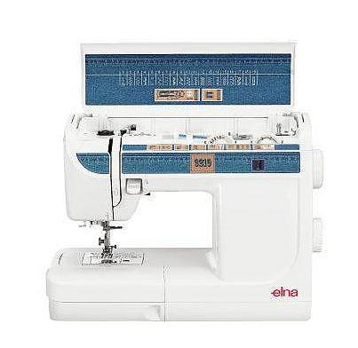 šicí stroj Elna Jeans 3210-1