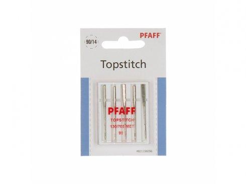 Jehly Pfaff 130/705 MET 90 - Topstitch - 5 ks