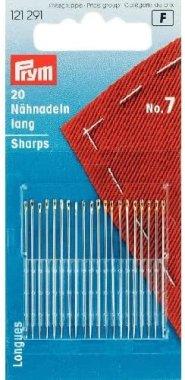 jehly jemné polodlouhé 38x0,7mm 20ks