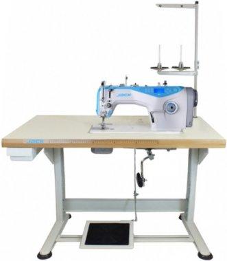 JACK A4 1-jehlový šicí stroj se spodním podáváním a automatickým odstřihem nitě na šití středně těžkých materiálů